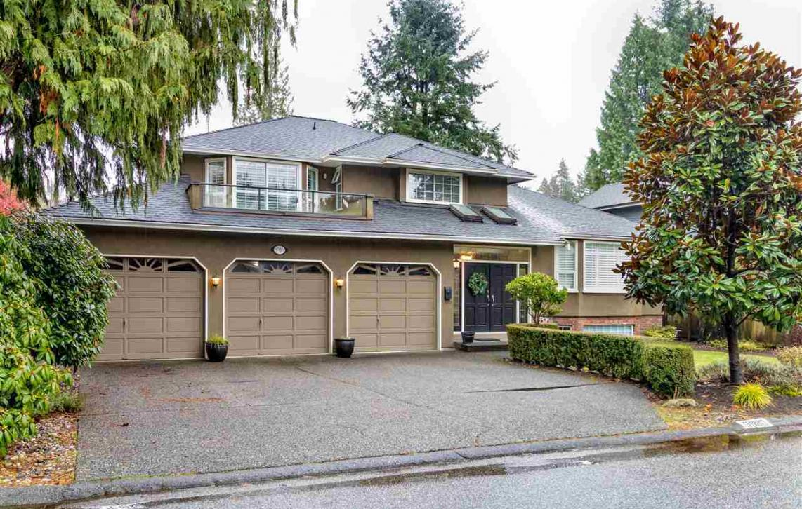 3980 Lewister Road, Edgemont, North Vancouver