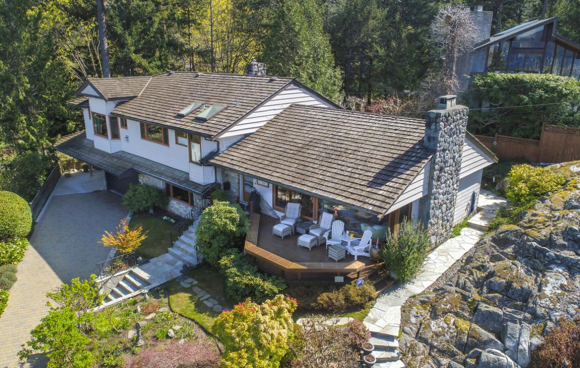 6860 Hycroft Road, Whytecliff, West Vancouver