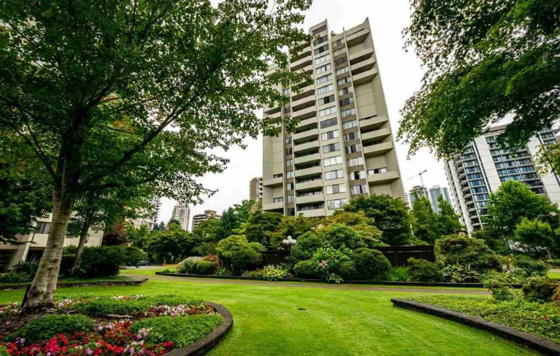 1408 - 4300 Mayberry Street, Metrotown, Burnaby South
