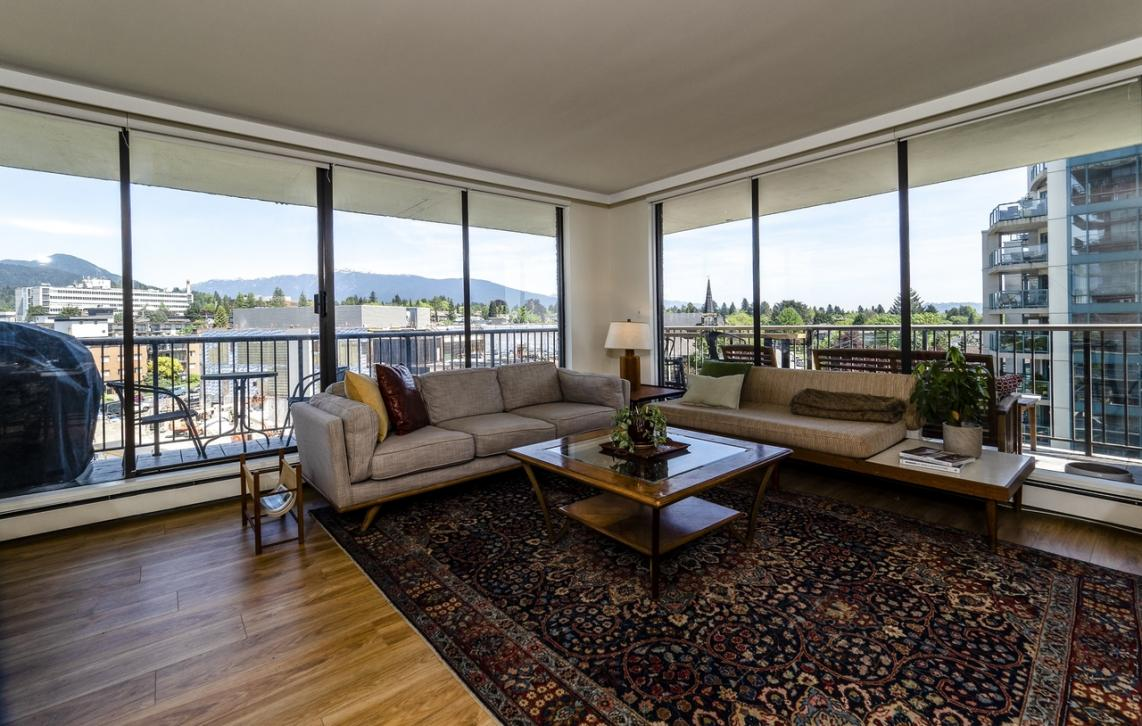803 - 140 E Keith Road, Central Lonsdale, North Vancouver