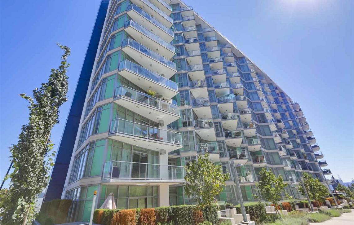 809 - 199 Victory Ship Way, Lower Lonsdale, North Vancouver